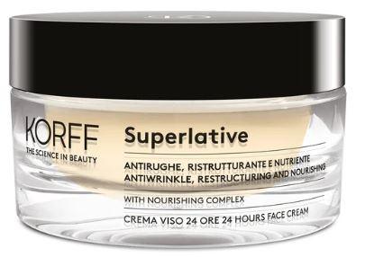 Korff superlative crema viso 50 ml