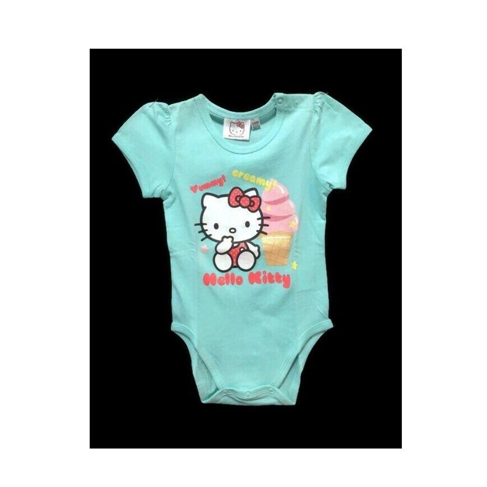 Body 24 mesi Hello Kitty manica corta neonata-