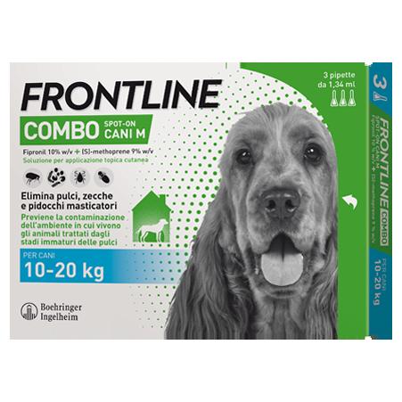 FRONTLINE COMBO SPOT ON  CANI 10-20Kg