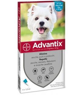 ADVANTIX SPOT-ON CANI  DA 4 kg A 10 kg