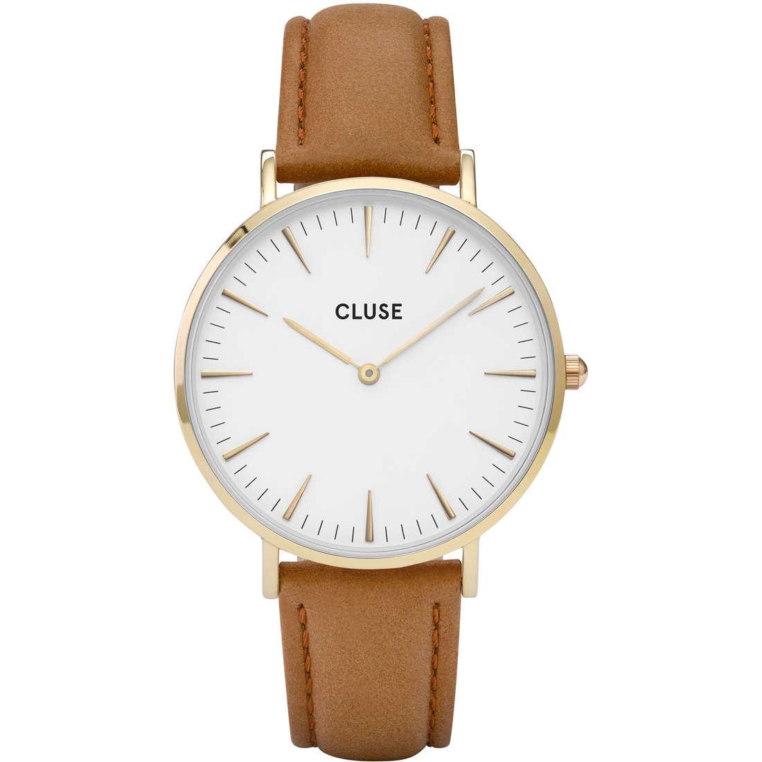 Orologio donna Cluse. Collezione Bobo Chic.