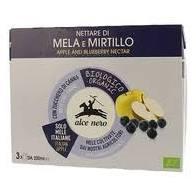 NETTARE DI MELA E MIRTILLO BIO 3x200ml
