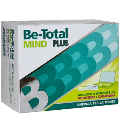 MIND PLUS BE-TOTAL 20 BUSTINE