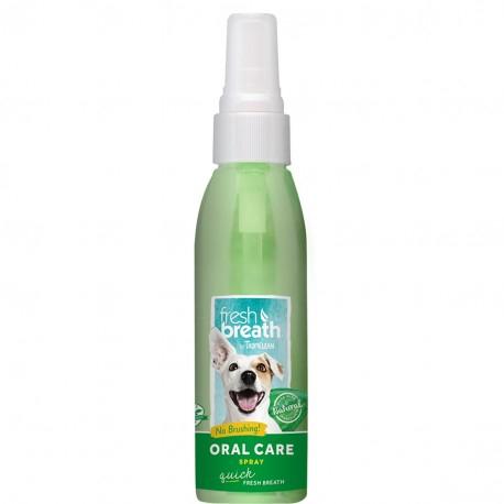 Tropiclean Menta Oral Care Spray 118ml
