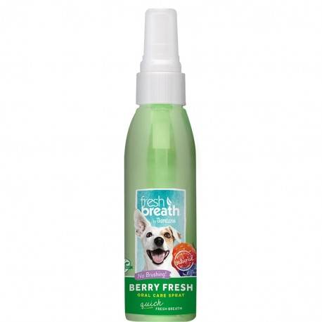 Tropiclean Berry Fresh Oral Care Spray 118ml