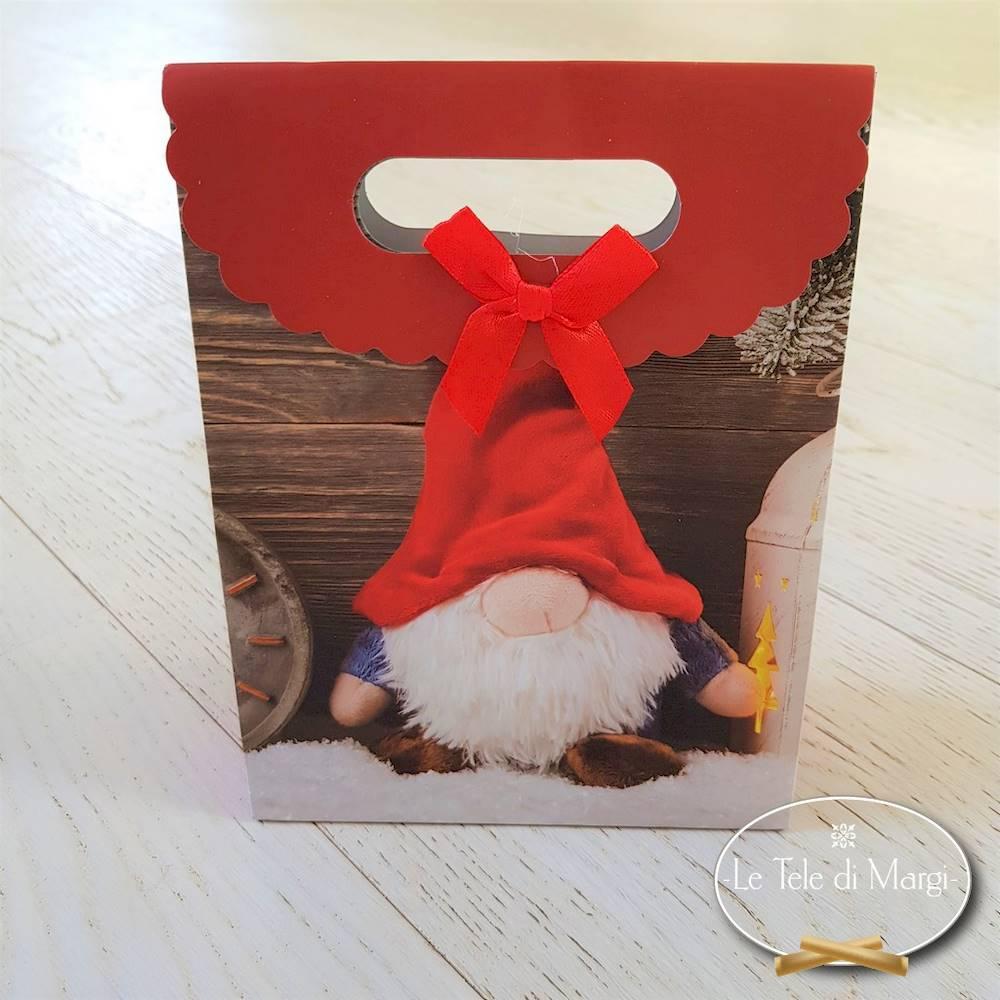 Sacchetto regalo Gnometto piccolo