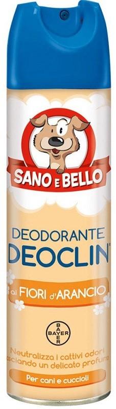SANO E BELLO DEODORANTE FIORI D'ARANCIO 250ML