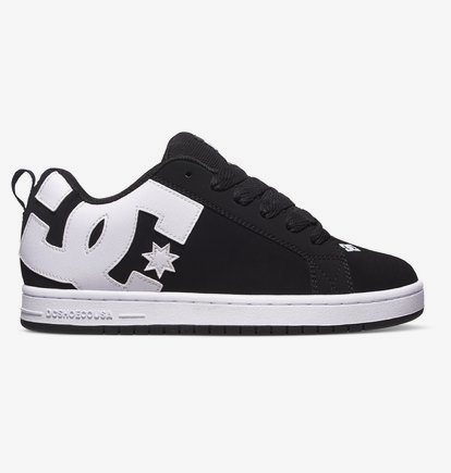 DC Court Graffik Black 001