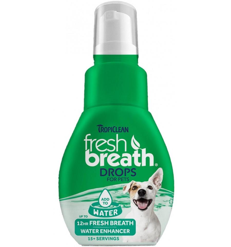 FRESH BREATH DROPS 52ml