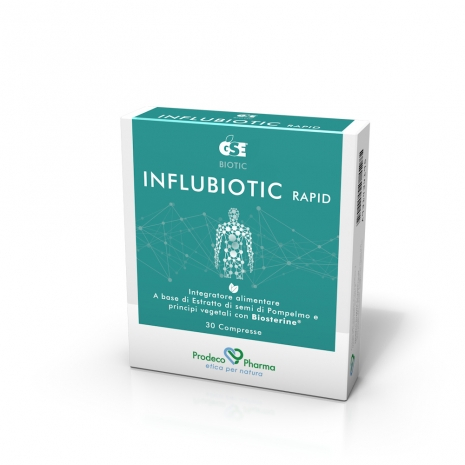 GSE INFLUBIOTIC RAPID Prodeco Pharma