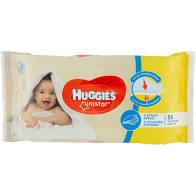 HUGGIES UNISTAR SALVIETTE x56pz