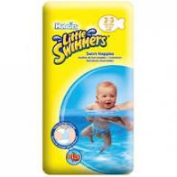 LITTLE SWIMMERS TG S 2-3 X12pz