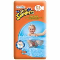 LITTLE SWIMMERS TG L 5-6  12-18kg x11pz
