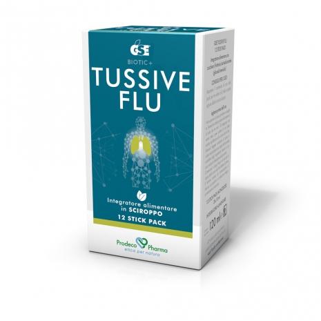 GSE TUSSIVE FLU 12 STICK PACK Prodeco Pharma
