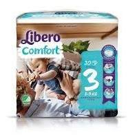 LIBERO COMFORT 3  5-9kg x30pz