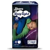 LIBERO SLEEP TIGHT 10  35-60kg x10pz