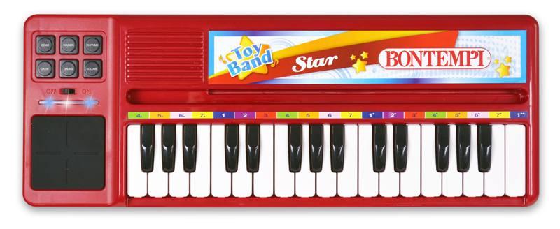 TASTIERA ELETTR. 32 TASTI PASSO MIDI 123240 BONTEMPI NEW