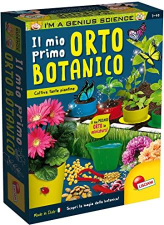 LISCIANI - I'M A GENIUS SCIENCE - Il mio primo Orto Botanico