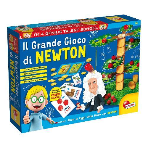 LICIANI - I'M A GENIUS TALENT SCHOOL - Il Grande Gioco di Newton
