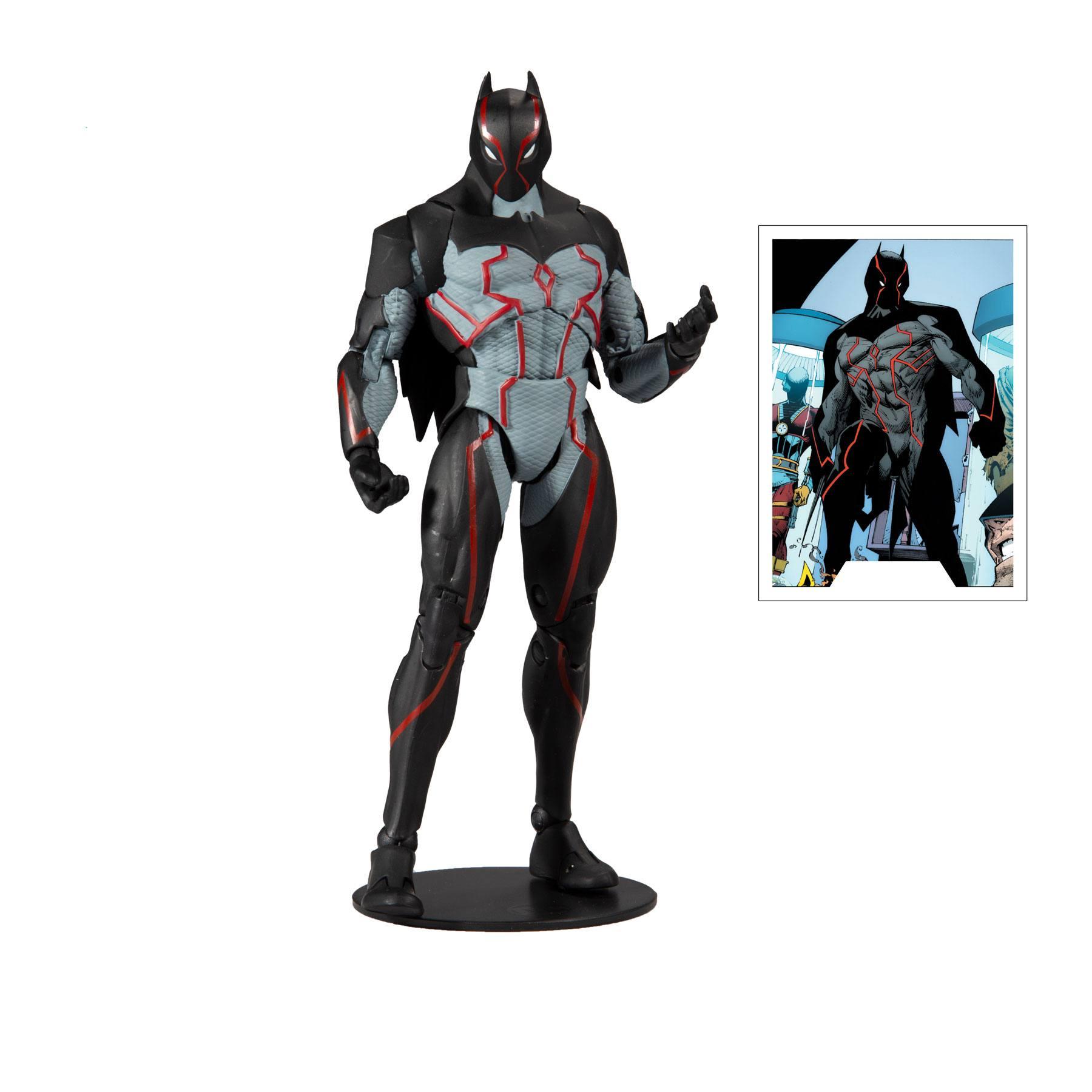DC Multiverse: OMEGA (Last Knight on Earth) BAF by McFarlane Toys
