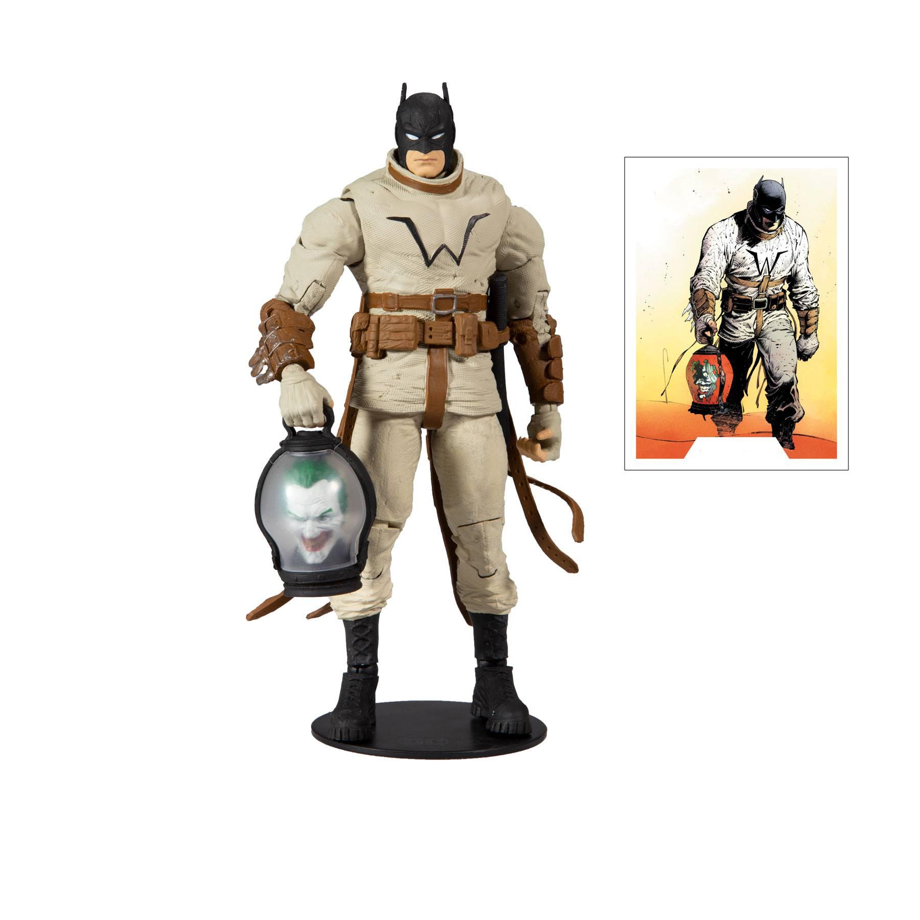 DC Multiverse: BATMAN (Last Knight on Earth) BAF by McFarlane Toys
