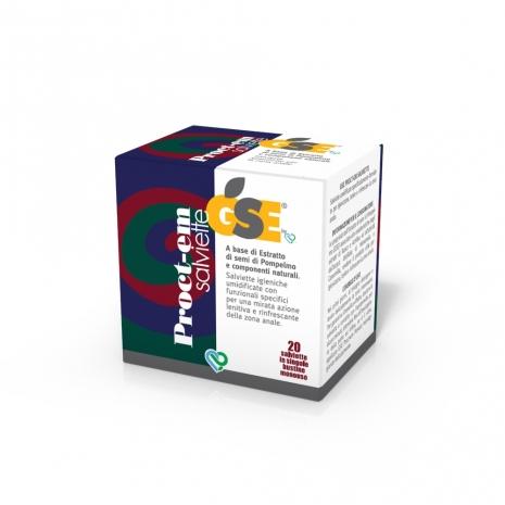 GSE PROCT-EM SALVIETTE Prodeco Pharma