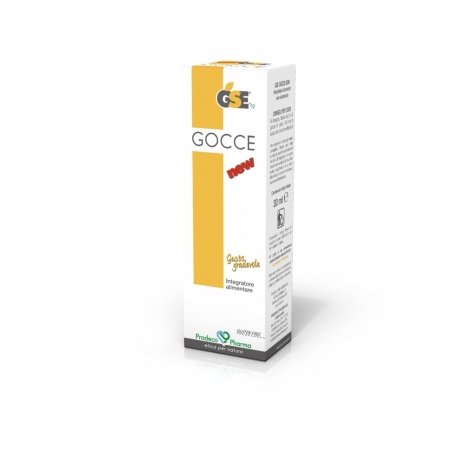 GSE Gocce New Prodeco Pharma