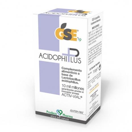 GSE ACIDOPHIPLUS Prodeco Pharma