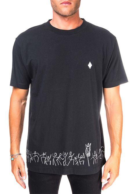 Marcelo Burlon T-Shirt da Uomo