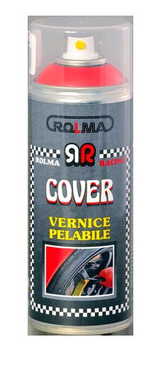Bomboletta spray vernice removibile pellicola pelabile