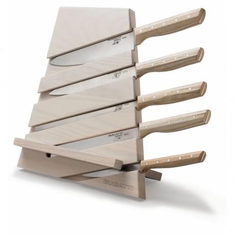 ceppo/tagliere+coltelli TRATT frass. sbianc.