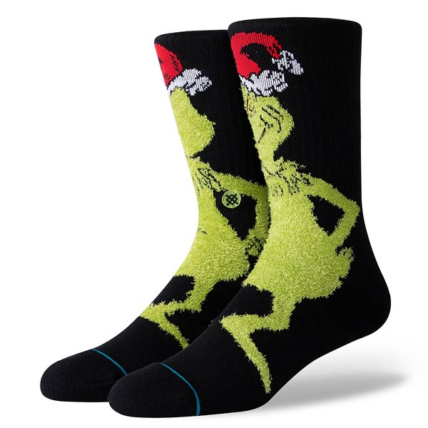Calze Stance Mr Grinch