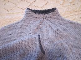 Il maglione Hurry-up di Elizabeth Zimmermann
