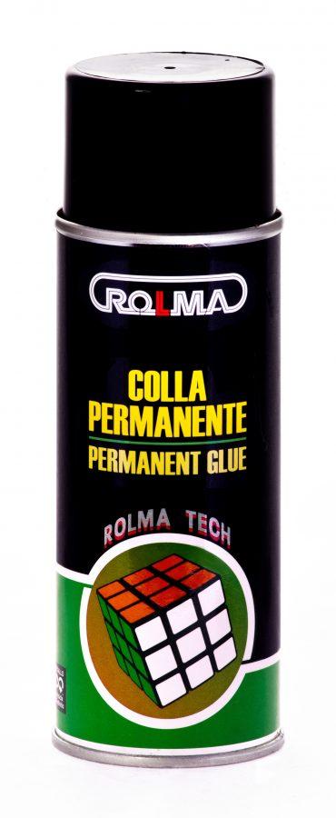 Bomboletta Spray colla permanente