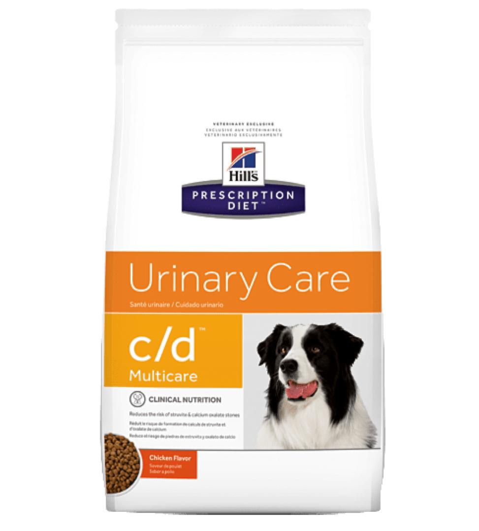 Hill's - Prescription Diet Canine - c/d - 12kg x 2 sacchi