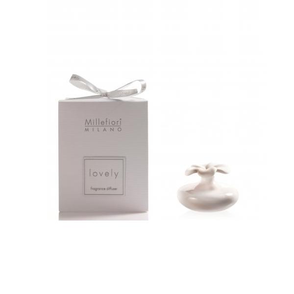 Lovely fiore mini bianco