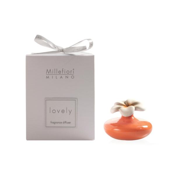 Lovely fiore piccolo arancione