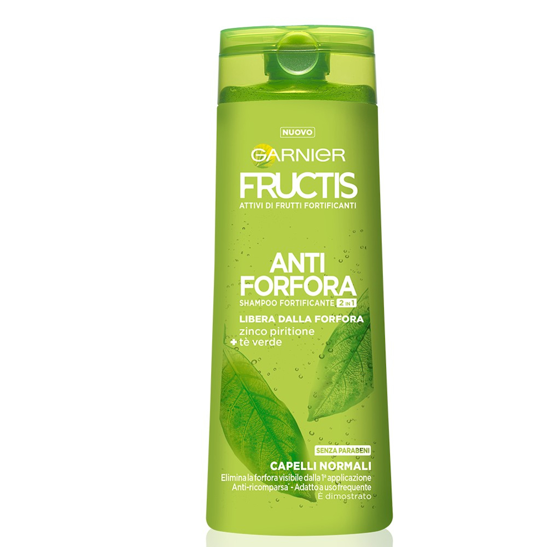 FRUCTIS Shampoo Fortificante Antiforfora 2in1 250ml