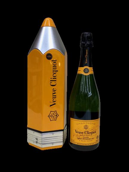 Champagne Veuve Clicquot Pencil Cuvee Saint Petersbourg