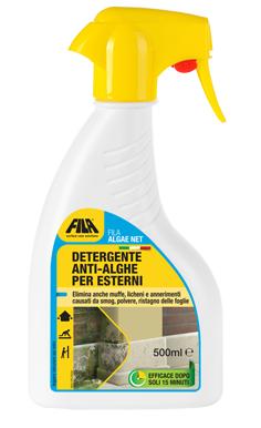 Algae Net Detergente Anti-Alghe per Esterni