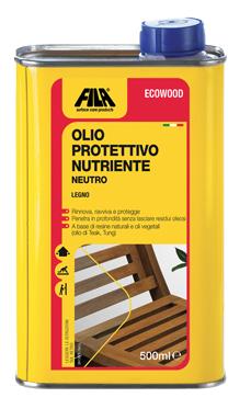 Olio protettivo Nutriente Neutro