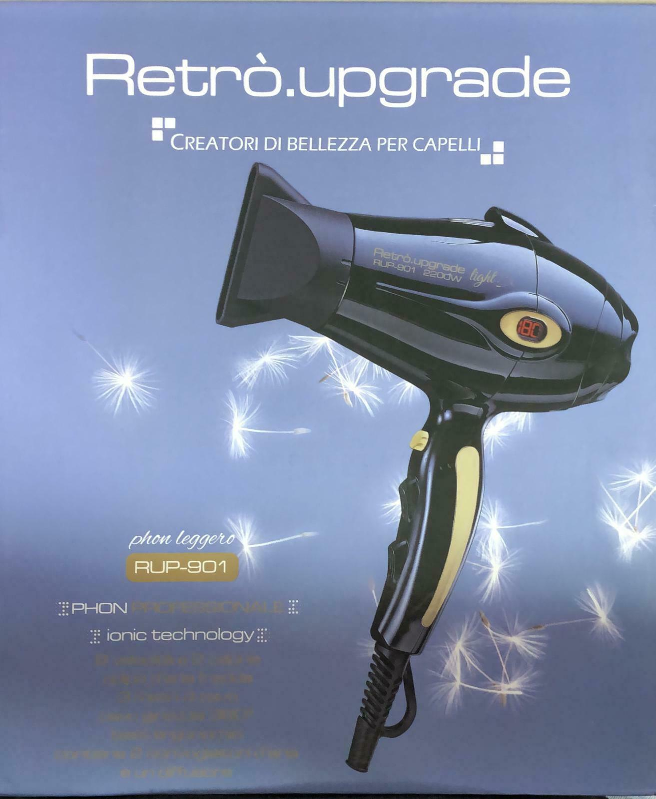 Retrò.upgrade - Phon RUP-901