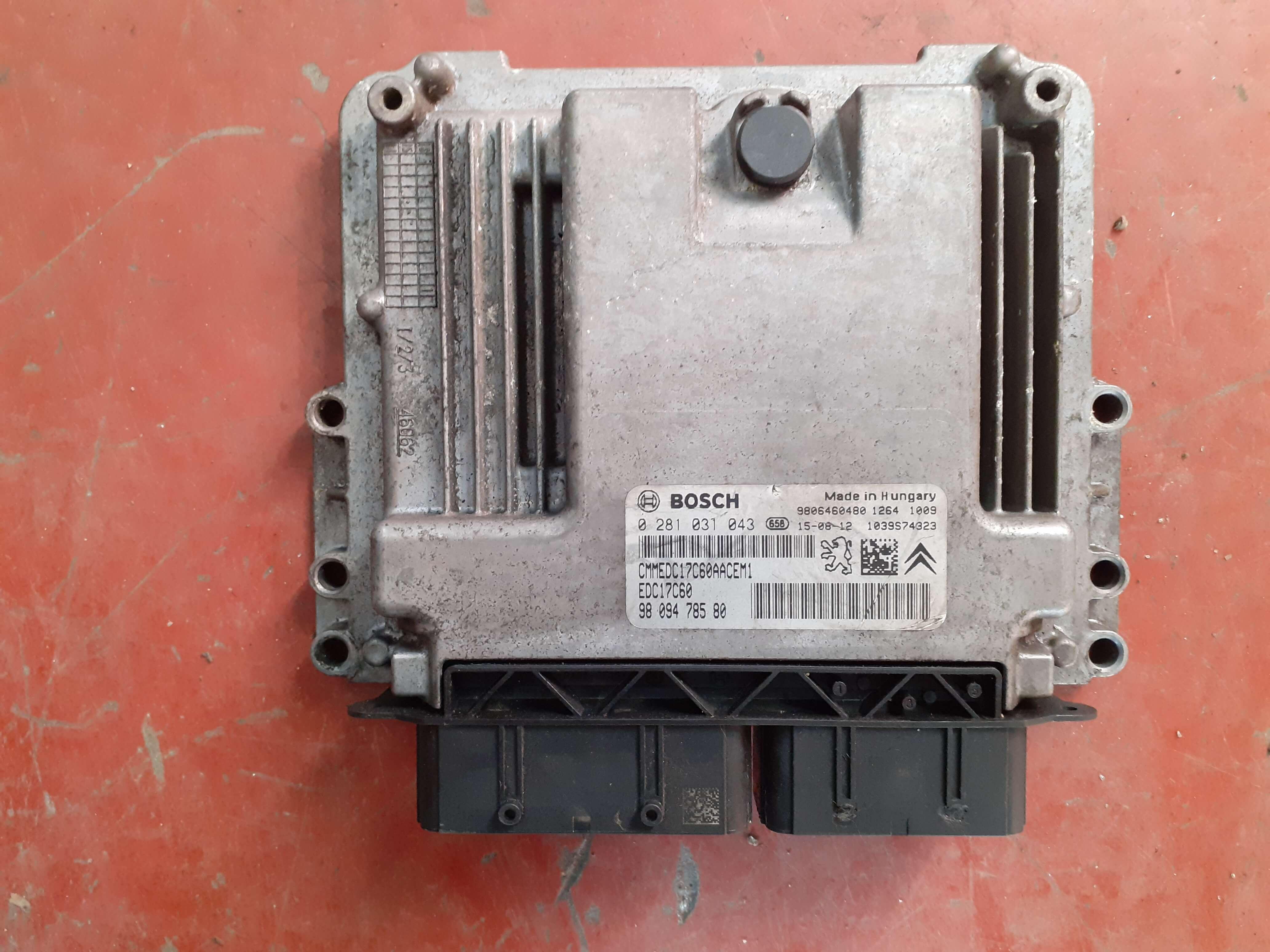 Centr. iniez. usata P. 308 cod. 9809478580