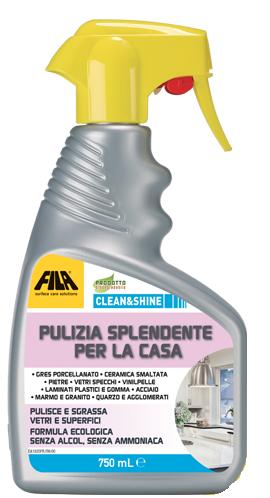 Clean&Shine - Pulizia Splendente per la Casa