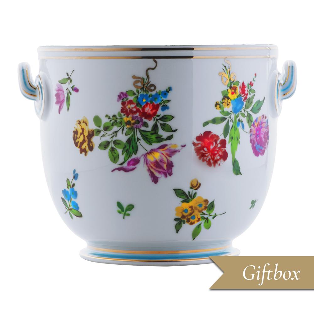 Cache pot grande in Giftbox GCV - Floreale