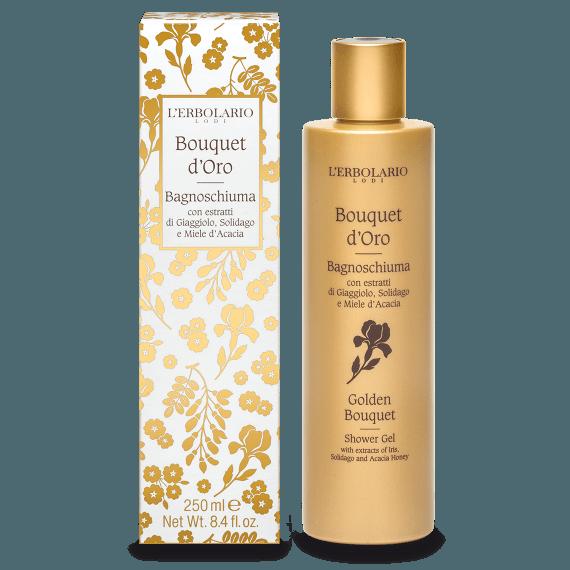 Bouquet d'Oro Bagnoschiuma 250 ml