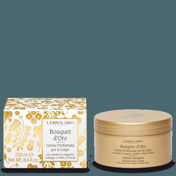 Bouquet d'Oro Crema Profumata per il Corpo 250 ml