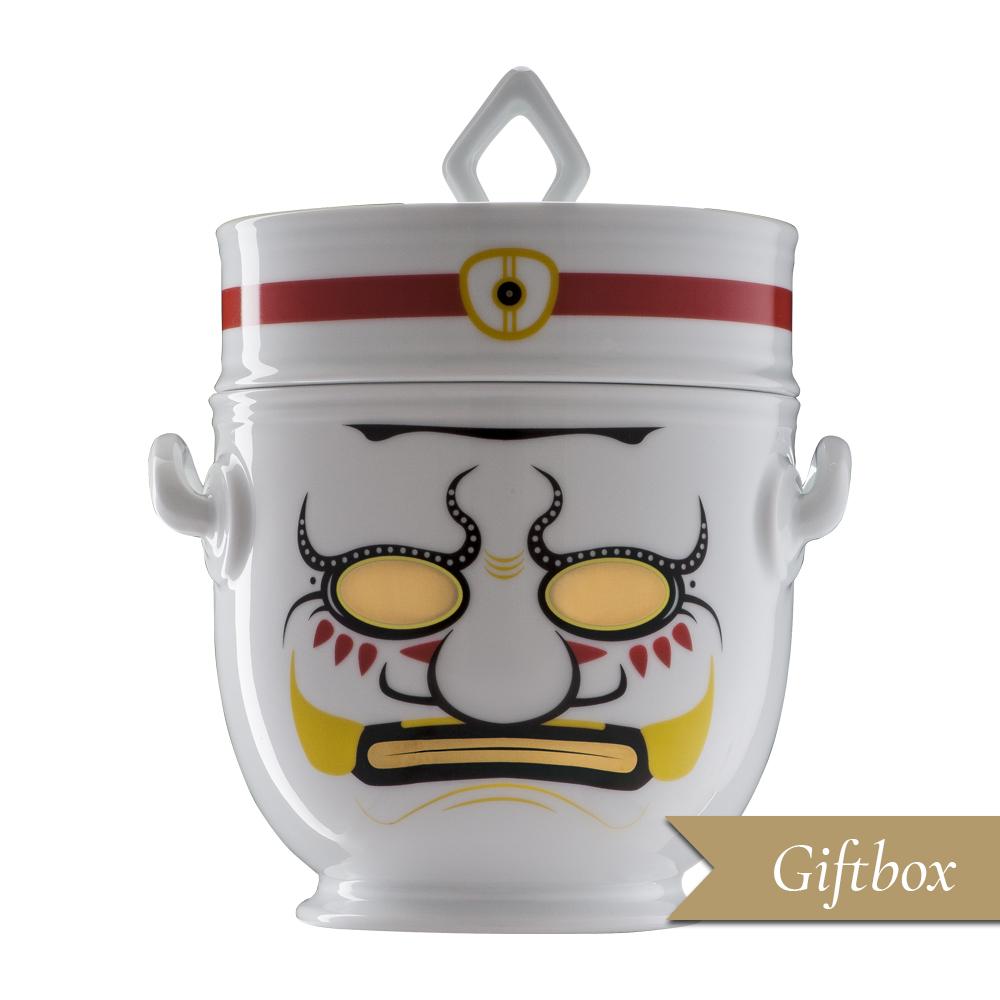 Rinfrescatoio 2 pezzi in Giftbox | Asuka-Kio | Ethnics | Edizione Limitata e Numerata