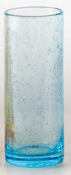 Milchshake Glass Light Blue (6pcs)