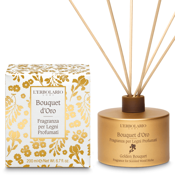 Bouquet d'Oro Fragranza per Legni  200 ml